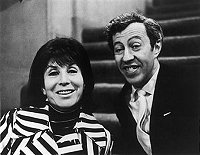 photo of Betty Comden and Adolph Green