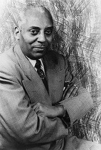 photo portrait of Noble Sissle by Carl Van Vechten
