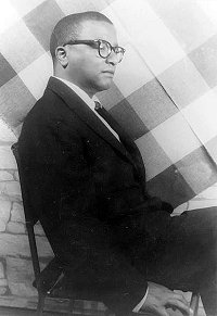 photo portrait of Billy Strayhorn by Carl Van Vechten
